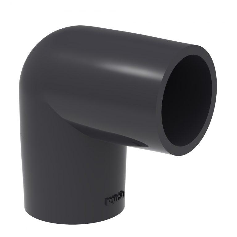JOELHO 90 PVC U SCH80